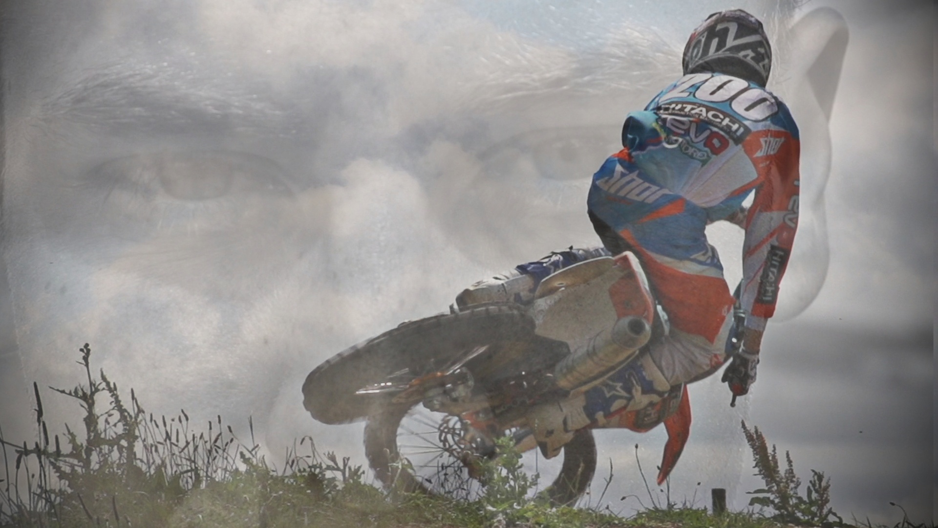 Motocross- Lose Yourself