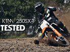 MOTOCROSS TESTED: 2017 KTM 250 SX-F