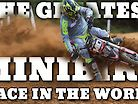The Greatest Minibike Race In The World!