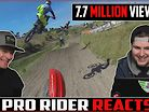 Pro Dirt Bike Rider Reacts to Most Viral MX Video!
