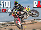 Honda CR500 Supercross | RAW (NO MUSIC)