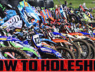How to Guarantee a Motocross Holeshot!