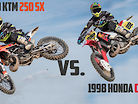 CR500 vs KTM 250SX - Ultimate 2 Stroke MX Battle | ROUND TWO