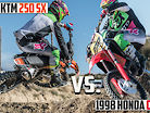 Ultimate Motocross 2 Stroke Battle: 1998 Honda CR500 vs 2020 KTM 250 SX | FINAL ROUND