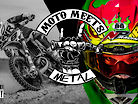 Moto Meets Metal | Awesome 2 Stroke Motocross 90's Throwback