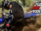 Amazing 250cc Two Stroke Motocross Action