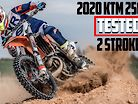 Is This the Best 250cc 2 Stroke MX Bike? 2020 KTM 250SX | TESTED