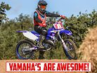 Yamaha's are Awesome 2020! [HD]