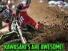 Are Team Green still Motocross Kings?