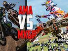 MXGP vs AMA! Which is better? | HANGTIME LIVE 4