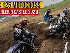 Epic 125cc Motocross Race at Iconic Track!