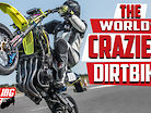 Is this the Worlds Craziest Dirt Bike?!