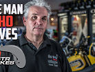 The Man that Saves the 2 Strokes   Legends of Motocross