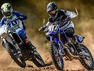 Yamaha YZ125 vs. Husqvarna TC 125 | BATTLE OF MX BROTHERS