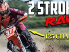 17-Year-Old 2 Stroke Champion Shreds 125cc Dirt Bike!