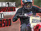 Is this the Best 2 stroke MX Race Ever? CR500 BEATS 450 Four Strokes!