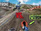 The Two Stroke Wonder Kid | Insane 2 Stroke vs. 4 Stroke Battles