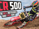 Is the Honda CR500 the Greatest Dirt Bike of All Time?