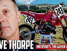 How Competitive Would Tim Gajser be on a Honda RC 500? | Dave Thorpe talks CR 500's!
