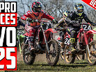 Crazy Bar to Bar MX Racing on 33-Year-Old CR125! | Best Race Ever