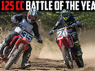 33-Year-Old CR125 Battles for WIN in Epic 2 Stroke MX Race!