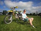 The Fastest One Armed Motocrosser - One Year On