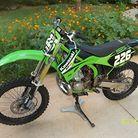 Queen's KX250