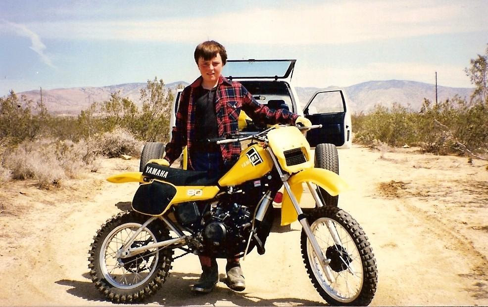 1982 Yz80 Bullpen58 Motocross Pictures Vital Mx