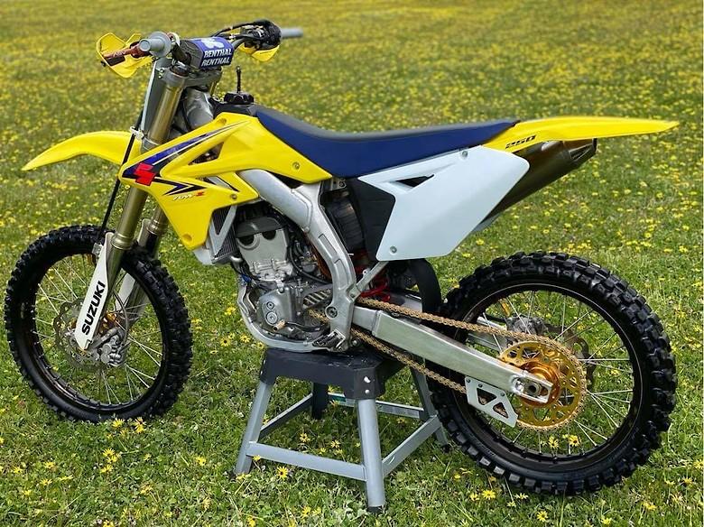 2008 RM-Z 250