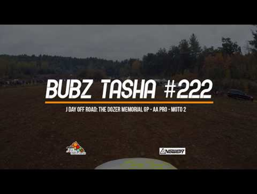 2019 Answer J Day Off Road Series: The Dozer Memorial GP : On Board with Bubz Tasha