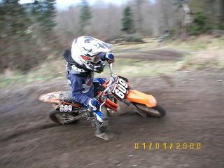 My Son Brendan - mxaaron - Motocross Pictures - Vital MX