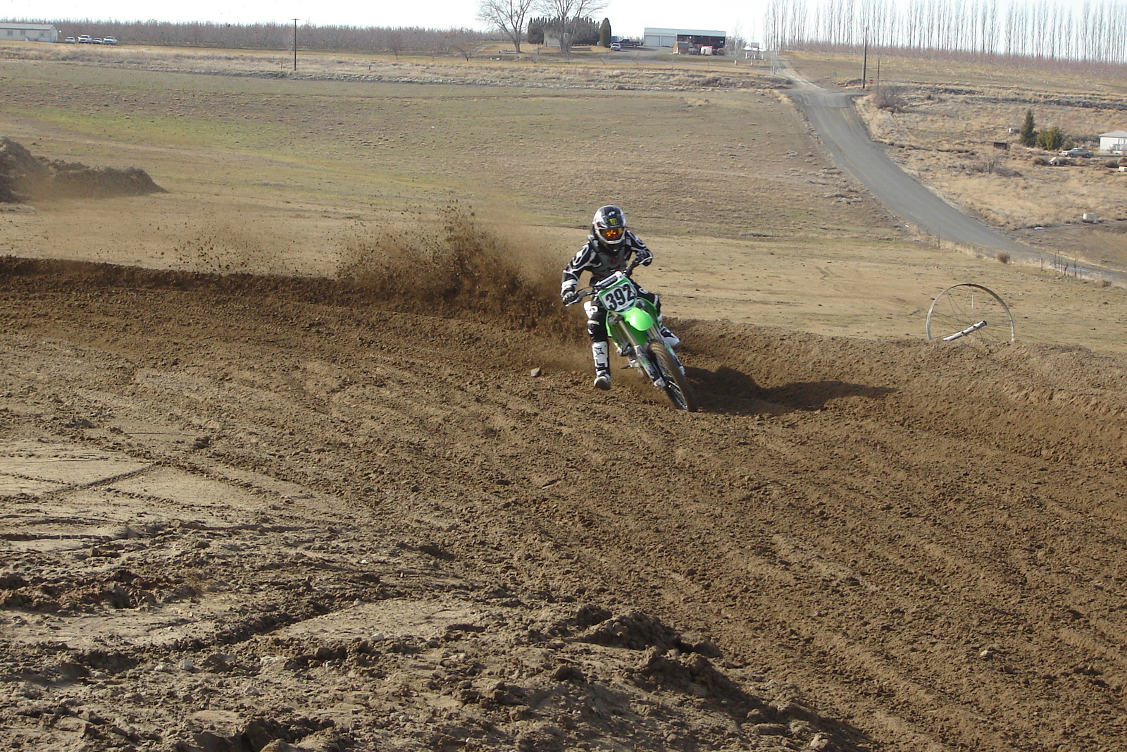Riding at Toes MXP - mxaaron - Motocross Pictures - Vital MX