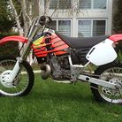 qtrracer's CR 500