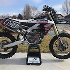 Dines YZ450F