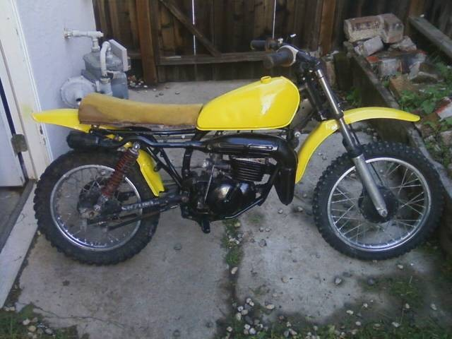 1977RM80 After A Little Prep Work - Mixon848 - Motocross Pictures - Vital MX