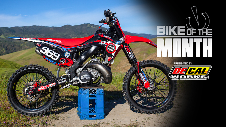 2002 Cr250 W Tx Race Conversion Kit 2015 Ginger969 S