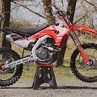 HONDA 450 CRF 2020 GAETAN LEHIR