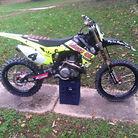 2013 crf450
