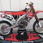 '08 Honda CRF450