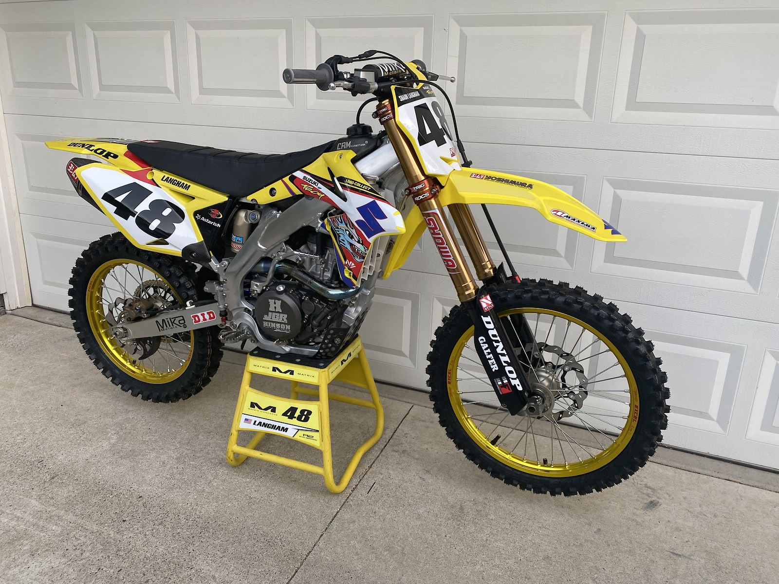 Suzuki of Troy RMZ 450
