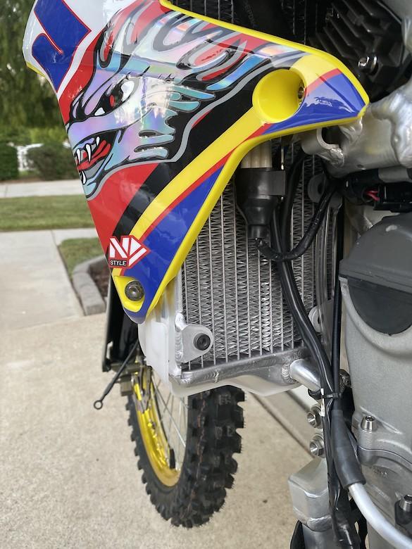Suzuki of Troy RMZ 450