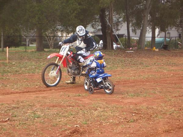 son moto cross