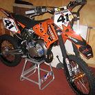 KTM sx 85 2005