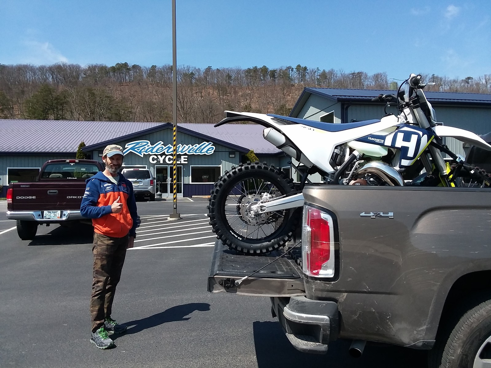 My 2018 Husqvarna TE150 - motoscribble - Motocross Pictures - Vital MX