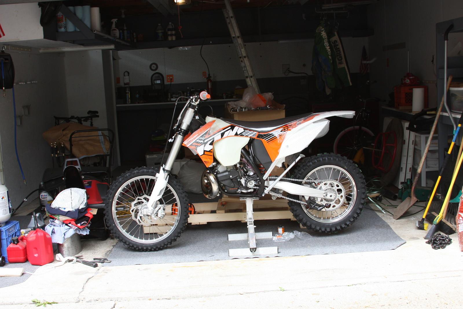 My 2012 KTM 300XC - motoscribble - Motocross Pictures - Vital MX