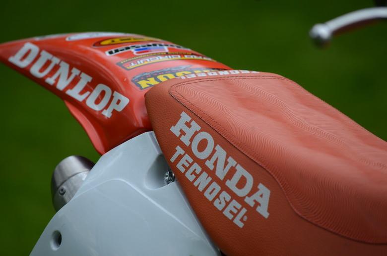 1990 Honda CR250RL