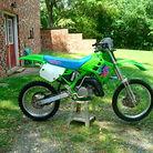 1990 Kawasaki KX250