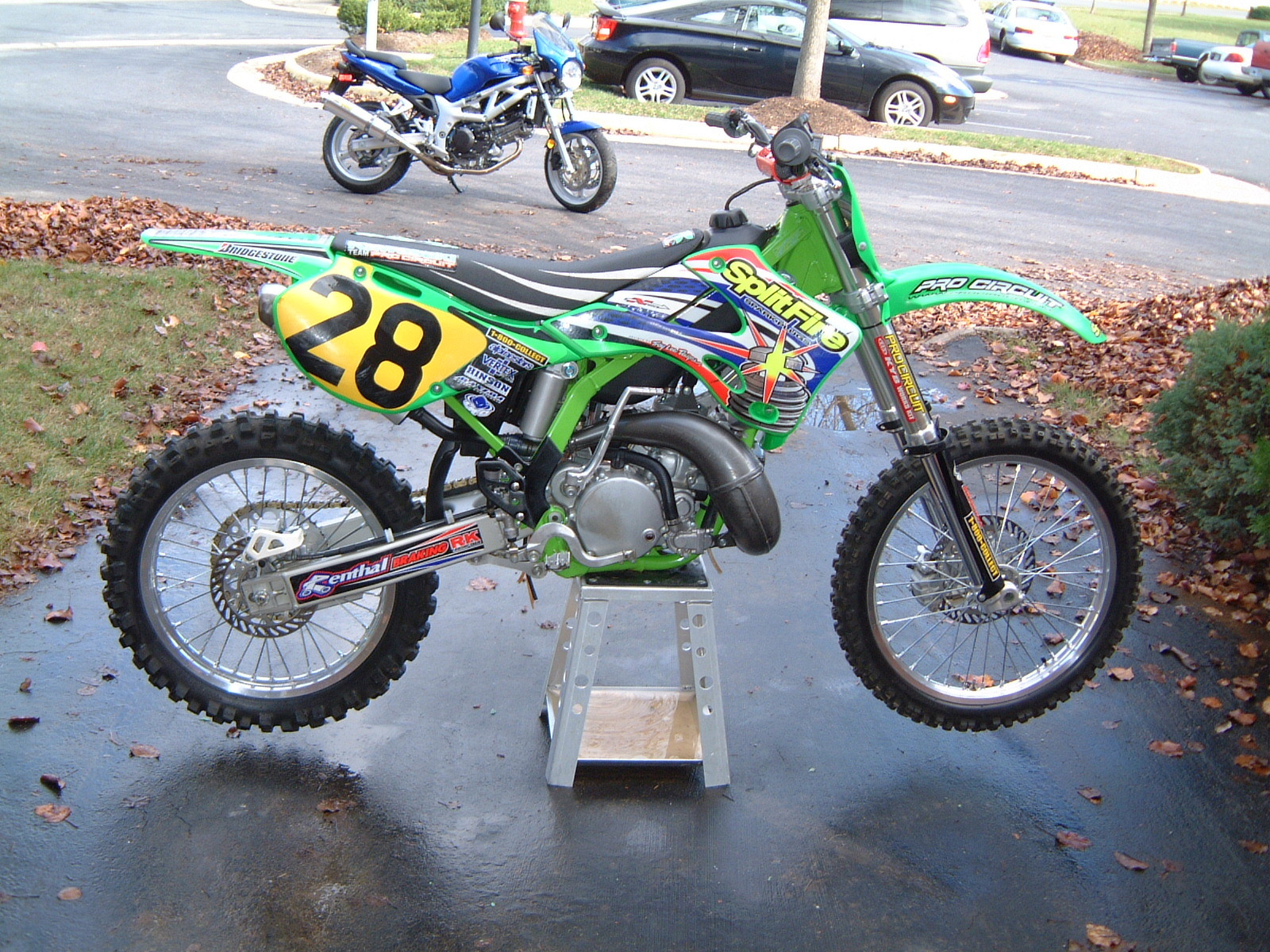 2000 Kawasaki Kx250 Tblaziers Bike Check Vital Mx Wiring Harness