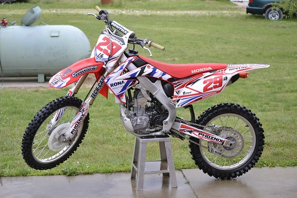 2010 Honda Crf 250 Jessemargey29 Motocross Pictures