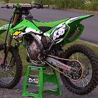 2005 KX125